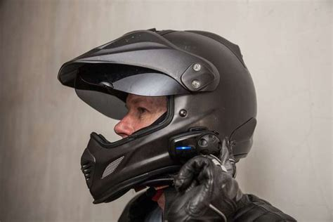 How to Install a Bluetooth Headset on a Motorcycle Helmet ...
