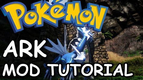 How To Install Pokemon Evolved Alpha Build MOD   ARK ...