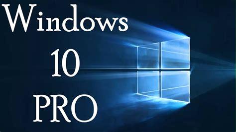 How To Install Windows 10 Pro 32 Bit Or 64 Bit  2016 ...