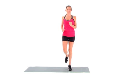 How to Jog in Place to Lose Weight   LIVESTRONG.COM