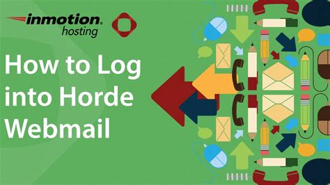 How to Log into Horde Webmail   YouTube