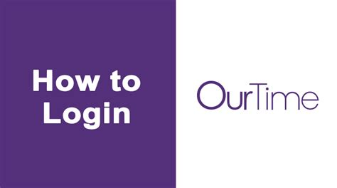 How to Login to My Ourtime.com Account   HowToAssistants.com
