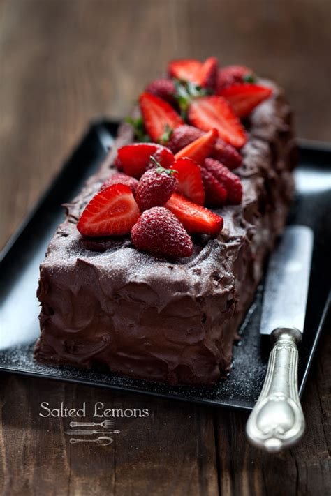 How To Make A Chocolate Strawberry Cake Pictures, Photos ...