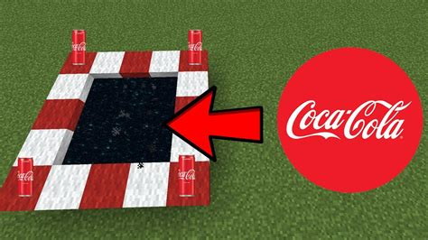 How To Make A Portal To The Coca Cola World Easily in ...