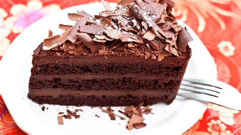How to Make an Easy Chocolate Cake   YouTube