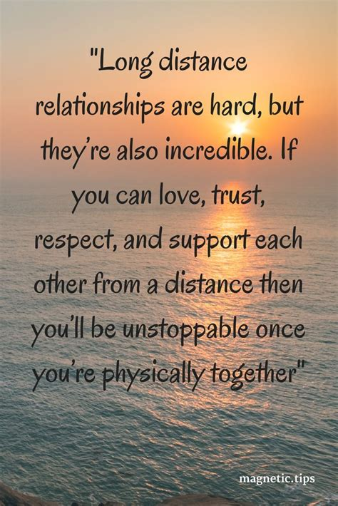 How To Make Long Distance Love Work Using The Law Of ...
