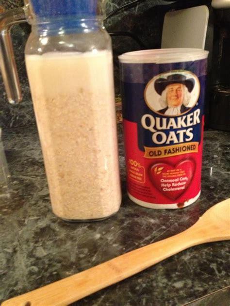 How to Make Oatmeal Juice Jugo De Avena  | Recipe | Juice ...
