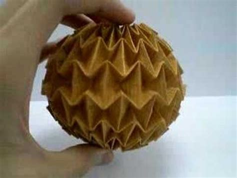 How to make Origami Balls   Step by step Guide | Origami ...