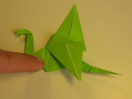 How To Make The Hardest Origami Dragon In The World