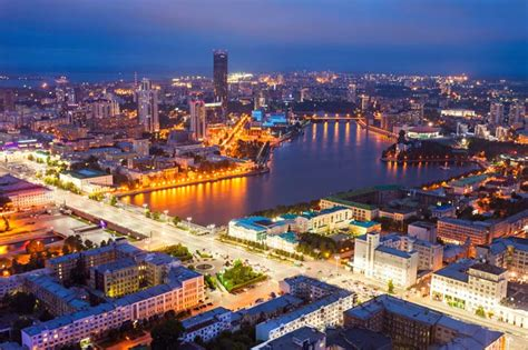 How to make the most of 48 hours in Yekaterinburg | flydubai