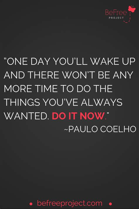 HOW TO MAKE YOUR SOMEDAY LIST YOUR DO IT NOW LIST — BeFree ...