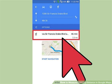 How to Measure Running Distance in Google Maps: 12 Steps