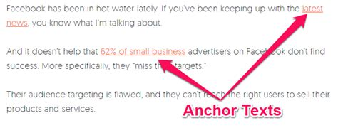 How to Optimize Your Anchor Text Strategy For SEO