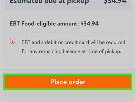 How to Order Groceries Online from Walmart on Android
