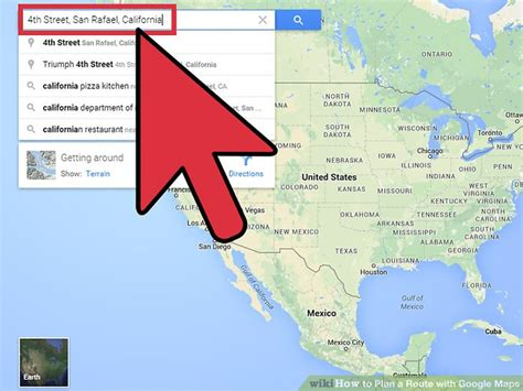 How to Plan a Route with Google Maps: 15 Steps  with Pictures