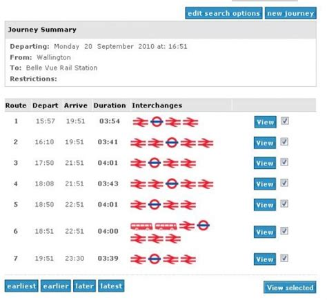 How to Plan UK Travel with TFL Journey Planner | HubPages