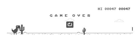 How To Play Chrome Dinosaur Game While Being Online? Can I ...