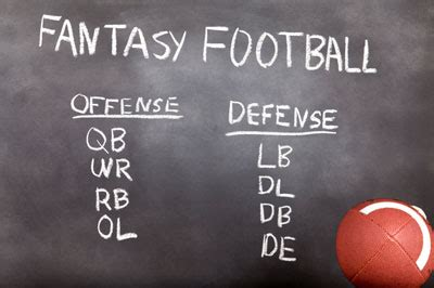 How to Play Fantasy Football   dummies