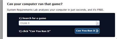 How to Quickly Check If Your Computer Can Run a PC Game