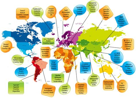 How to Say  Thank You  Around the World   Global Ties U.S.