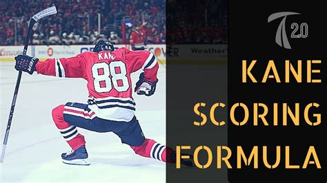 How To Score More Goals In Hockey   Patrick Kane Goal ...