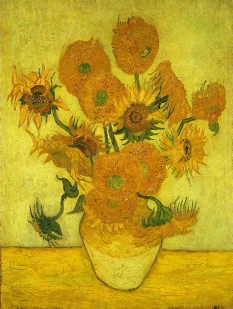 How to See Van Gogh's 'Sunflowers' in 5 Museums at Once ...