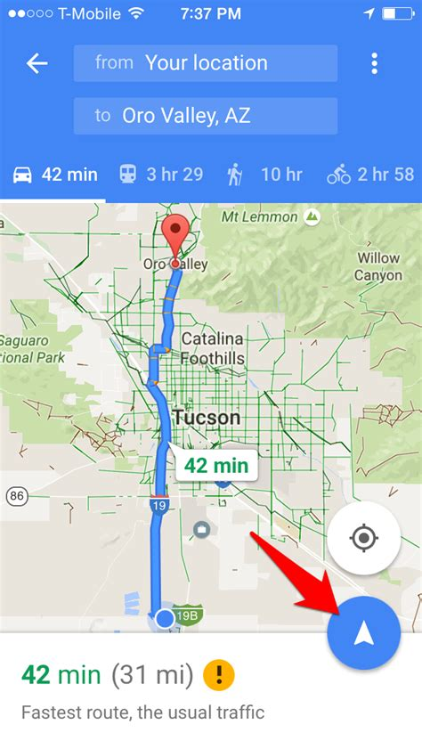 How to Set Multiple Destinations on Google Maps Mobile