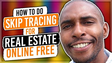 How to Skip Trace Online FREE   Wholesale Real Estate ...