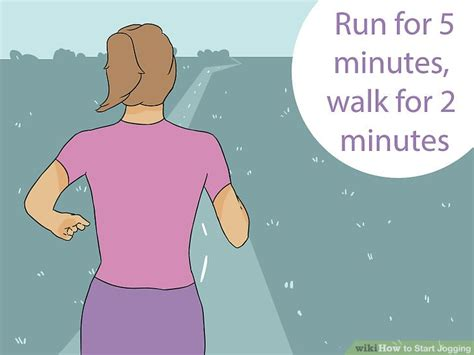 How to Start Jogging: 12 Steps  with Pictures    wikiHow