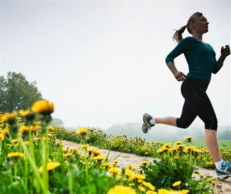 How to start running when you re over 50