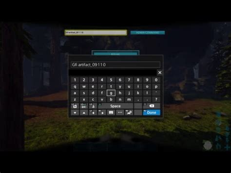 How to summon in items on Ark: Survival evolved   YouTube