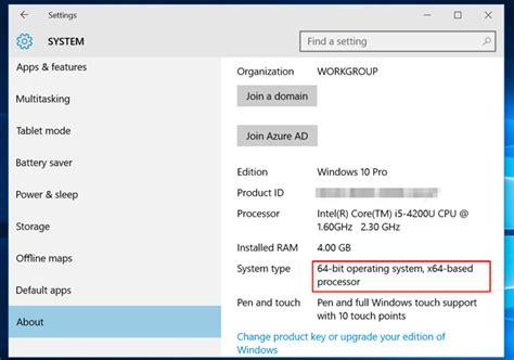 How to Switch From 32 bit Windows 10 to 64 bit Windows 10