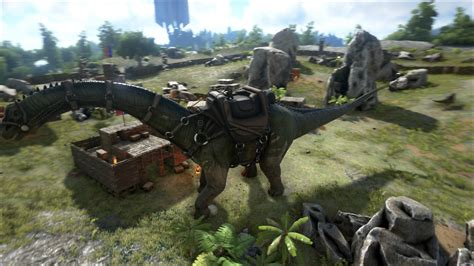 How to Tame a Dinosaur in Ark: Survival Evolved | Shacknews