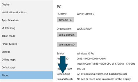 How to Upgrade from 32 bit to 64 bit Version of Windows 10