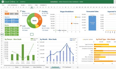 How to Use Excel and Google Sheets to Organize Your ...