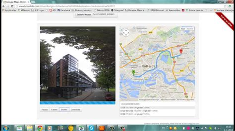 How to Use Google Maps as a Route Planner   YouTube