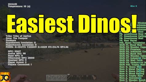 How to Use Xbox One Console Commands: Dinos   Ark ...