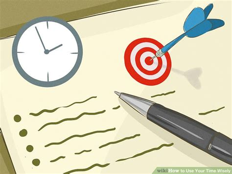 How to Use Your Time Wisely: 12 Steps  with Pictures ...