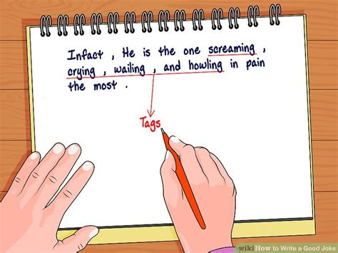 How to Write a Good Joke: 11 Steps  with Pictures    wikiHow