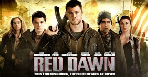 How To Write A Screenplay:  Red Dawn  Movie Review