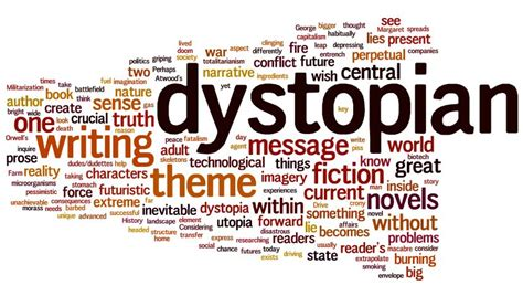 How to write great science fiction/dystopian novels ...