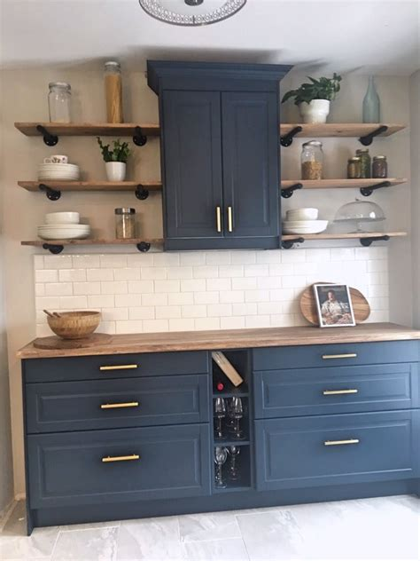 How we painted kitchen cabinets for our new kitchen nook ...