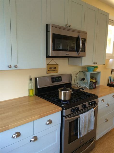 How We Painted Our IKEA Kitchen Cabinets – Shirley & Chris ...
