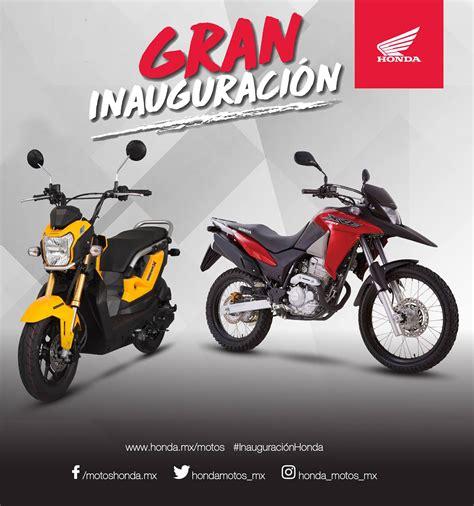 Hoy abren sus puertas dos nuevas sucursales de Honda Motos ...