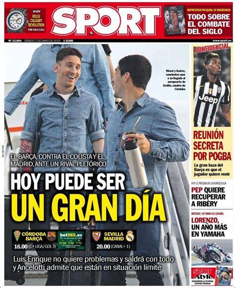 Hoy Barça y Madrid definen media liga en el sur: las ...
