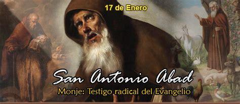 Hoy celebramos el día de San Antonio Abad, Patrono de los ...
