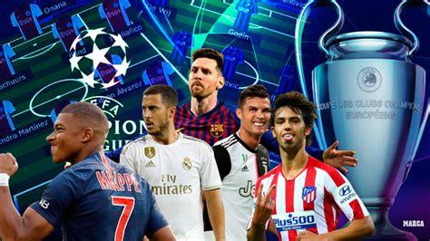 Hoy comienza la Champions League, Estos son los horarios ...