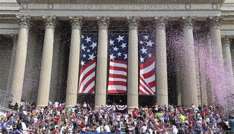 """Hoy Digital   Trump celebra el """"extraordinario patrimonio ..."""