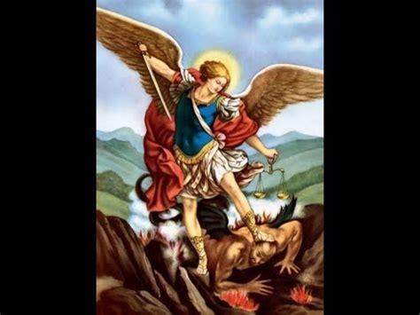 Hoy es Día de San Miguel Arcángel, príncipe de la milicia ...