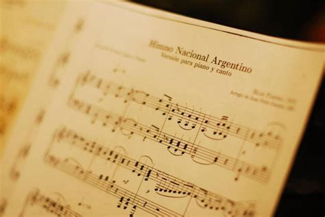Hoy es el Día del Himno Nacional Argentino